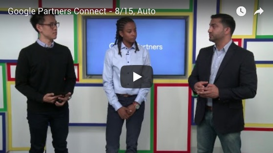 Google Partners Connect - Automotive